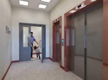 Лифтовые помещения